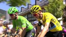 La minute maillot jaune LCL - Étape 9 (Vielha Val d'Aran / Andorre Arcalis) - Tour de France 2016