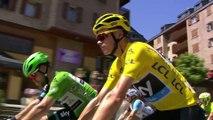 The ŠKODA green jersey minute - Stage 9 (Vielha Val d'Aran / Andorre Arcalis) - Tour de France 2016