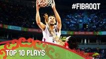 Top 10 Plays - 2016 FIBA Olympic Qualifying Tournament - Belgrade