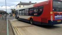 Various stagecoach & Arriva buses at Middlesbrough bus station