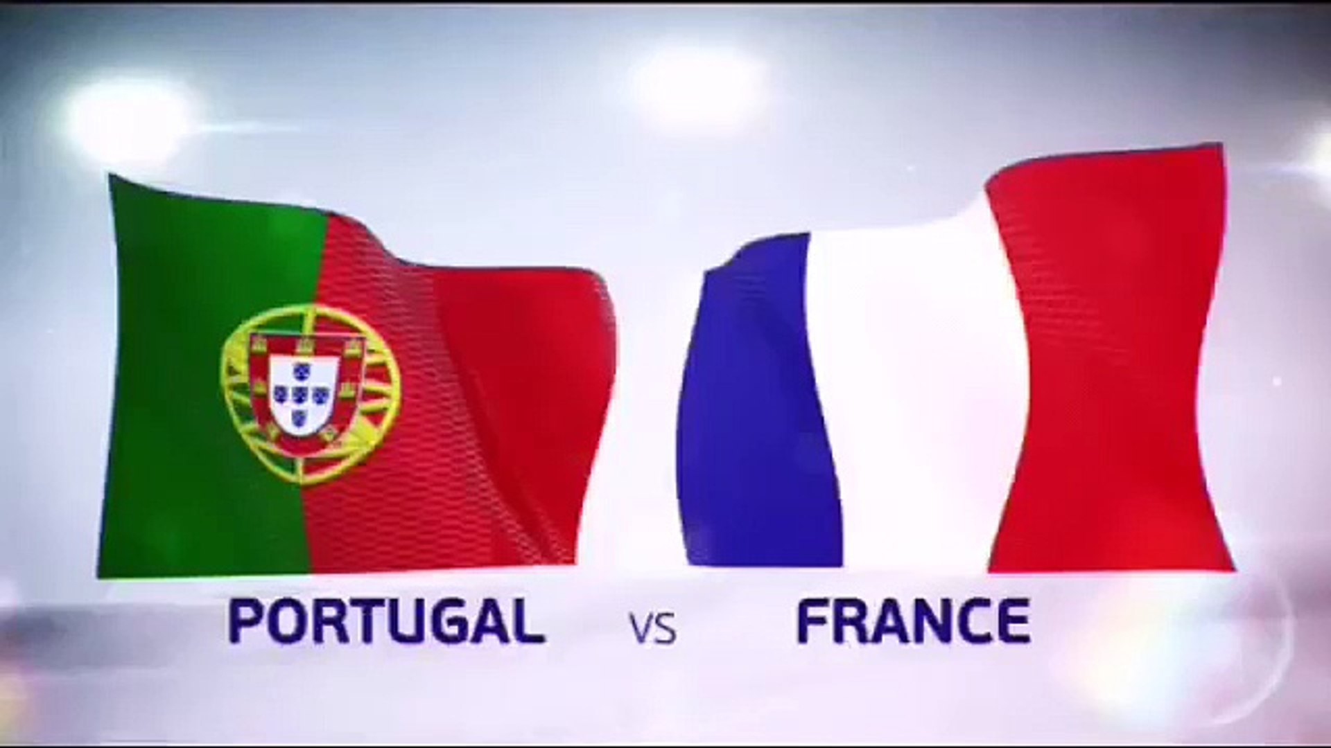 Portugal VS France Live Stream - Euro 2016 France ( Final ) - video dailymotion