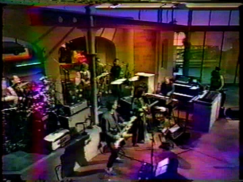 Slash on David Letterman  – 5/10/94