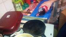Что будет если пожарить Coca Cola+Mentos