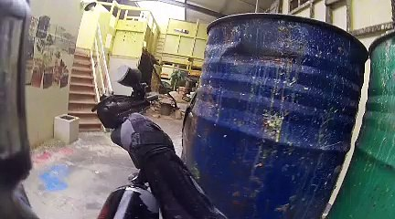Votre session de paintball B061090716URBA0006