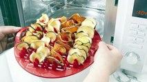 KlzDirect Microwave Crisp Maker - Healthy Homemade Crisps