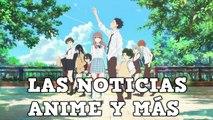 Prison School manga spinoff, Gantz O nuevo trailer, Vivid Strike!, Anime The Next, NOTICIAS Anime