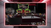 WWE 2K16 stone cold steve austin v scott hall highlights