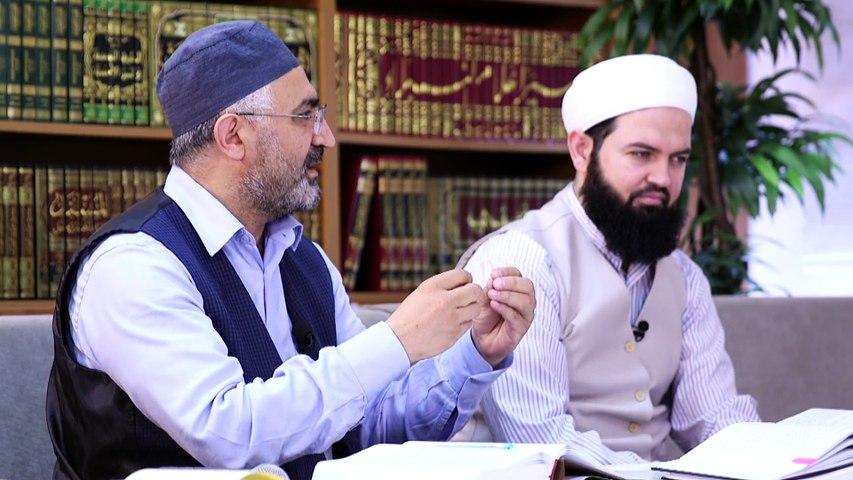 11) Tarikat-ı Muhammediyye Okumaları - Sünnete Sarılmak [Ayetler Işığında - 4] - Nureddin Yıldız