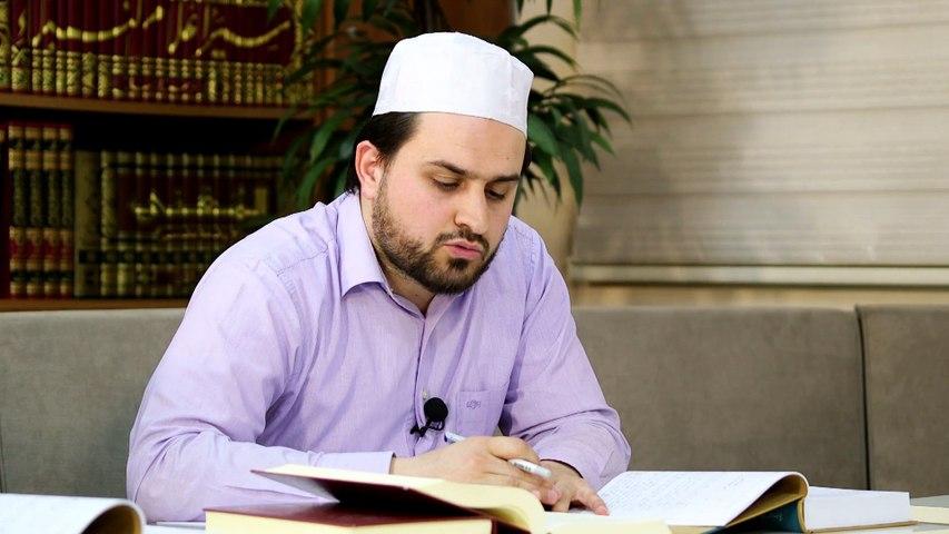 12) Tarikat-ı Muhammediyye Okumaları - Sünnete Sarılmak [Ayetler Işığında - 5] - Nureddin Yıldız