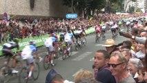 Le Tour de France en Anjou