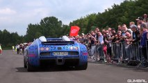 Bugatti Veyron 16.4 Grand Sport vs Bugatti Veyron 16.4 Grand Sport!