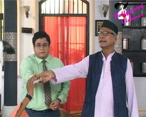 On Location Of TV Serial 'Chidiyaghar'
