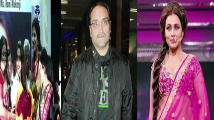 Rani Mukerji Spotted At Mumbai Airport #Latest Bollywood Movies News 2016 #News Adda