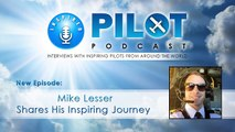 Inspired Pilot Podcast Ep13: Mike Lesser – Boeing 737 First Officer & Blogger