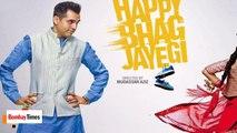 New poster of Happy Bhag Jayegi featuring Abhay Deol & Diana Penty is out !New poster of Happy Bhag Jayegi featuring Abhay Deol & Diana Penty is out !