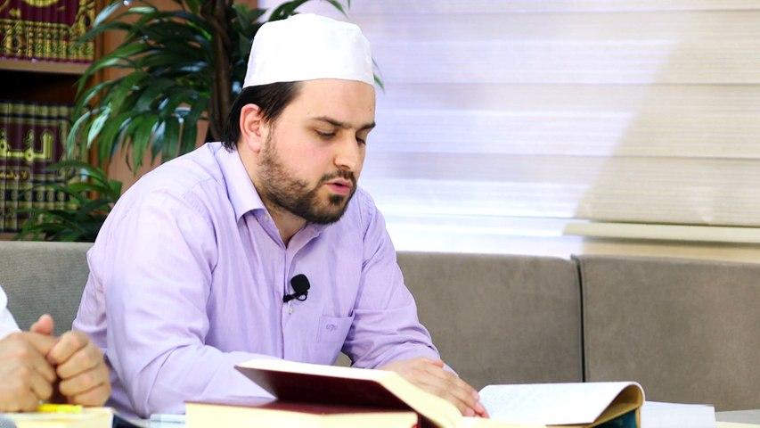13) Tarikat-ı Muhammediyye Okumaları - Sünnete Sarılmak [Ayetler Işığında - 6] - Nureddin Yıldız