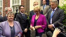 Andrea Leadsom withdraws from Tory leadership race