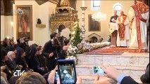 (6) Le Pape François visite la cathédrale apostolique d-Etchmiadzin
