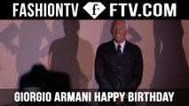 Giorgio Armani Happy Birthday - July 11 | FTV.com