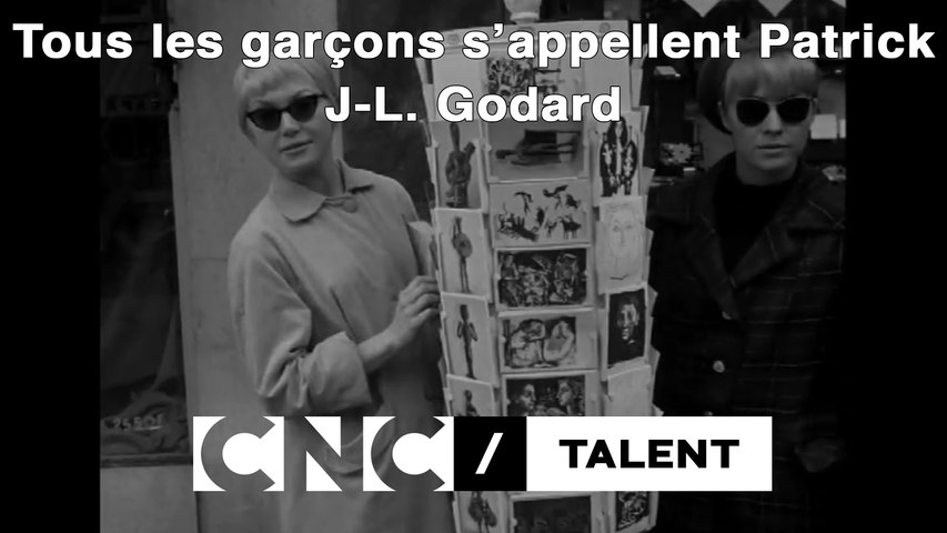 Tous les garçons s'appellent Patrick - J-L Godard