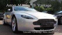 Jardine Motors Group | Aston Martin V8 Vantage | Lancaster Aston Martin Cambridge