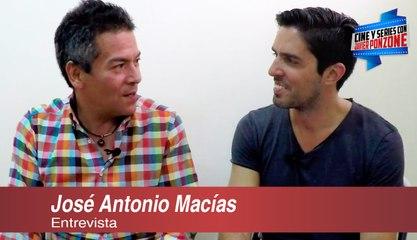 Entrevista a José Antonio Macías por Javier Ponzone
