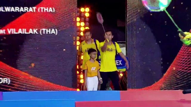 Badminton Unlimited | Mohammad Ahsan & Hendra Setiawan