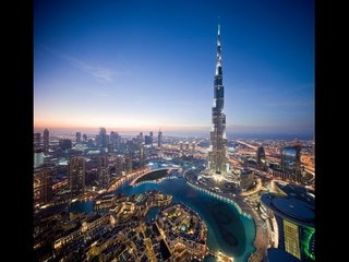 Mega Structures - Burj Khalifa, Dubai | Tallest Building in The World