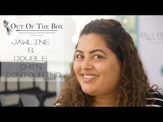 How To Contour Your Jawline And Hide A Double Chin | Contouring Made Easy