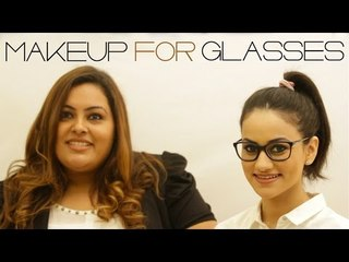 How To: Makeup Tips For Glasses Wearers