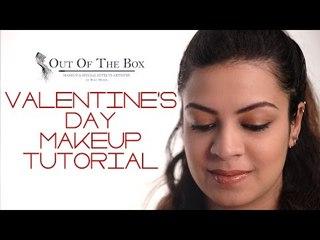 Valentines Day Makeup Tutorial - Feminine & Glowing