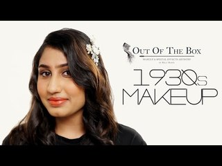 ♥ 1930's Old Hollywood Glamour ♥ Makeup & Hair Tutorial