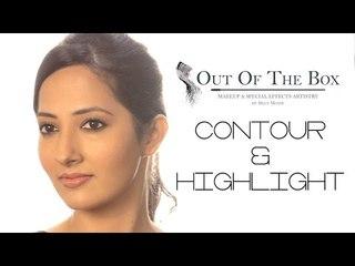 How To : Contour & Highlight