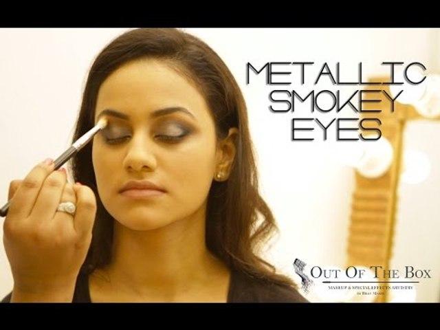 How To: Metallic Smokey Eyes Tutorial