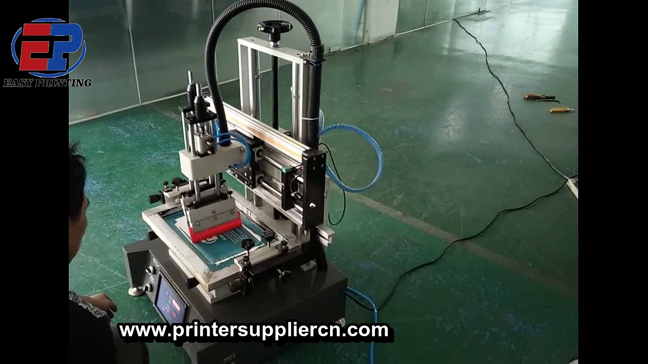 Printers for screen printing on Plastic Advertising signs,Printing machine for Plastic Advertising signs
