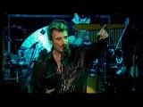 Johnny Hallyday Le Pénitencier (La Cigale-2006) vidéo n°93