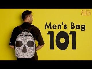 My Top 5 Bags | Men's Bag 101