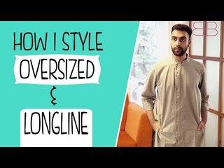 How I Style: Oversized T Shirts & Longline Shirts