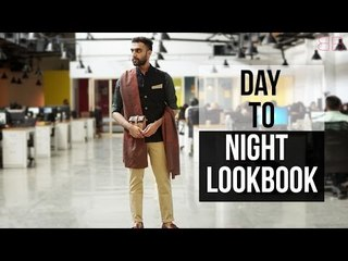 Day To Night Lookbook | Blueberry Blackout