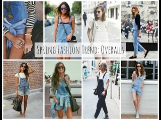 How To Style: Overalls/Dungarees | Fashion Trends & Essentials