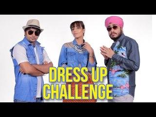 The Dress Up Challenge feat. Jizzy Veerji | 4466STYLEMILES