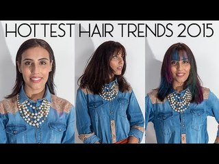 Latest 2015 Fall Hair Trends | Top Trends To Try!