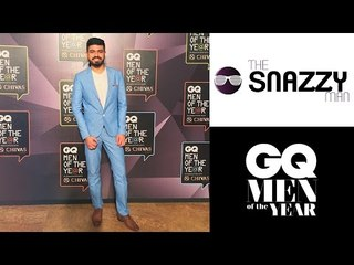 Inside the GQ Men Of The Year Awards 2015 | The Snazzy Man