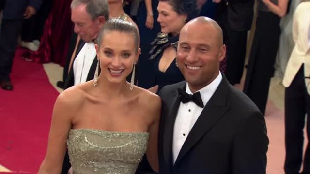 Derek Jeter Weds Hannah Davis in Front of 100 Family Members and Friends