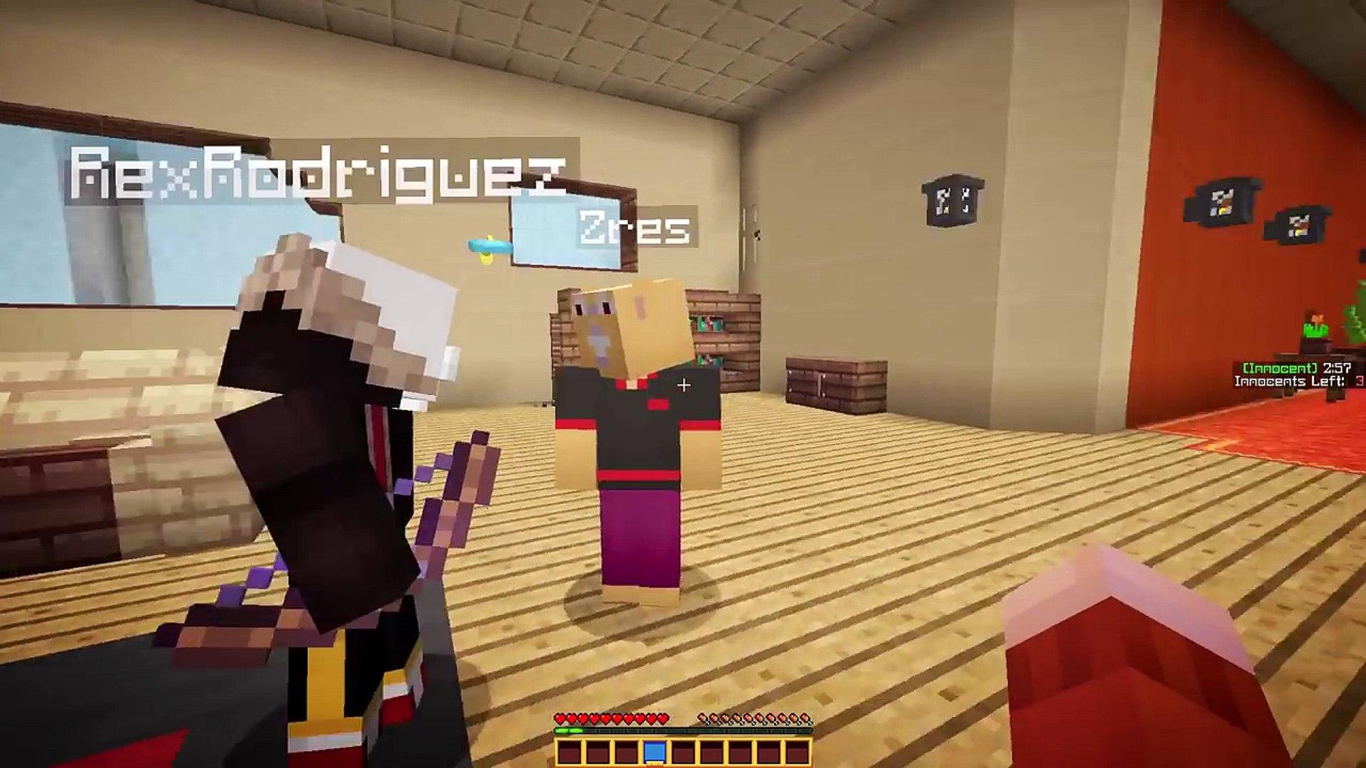 Minecraft UNDERFELL MURDER! NEGA SANS! UNDERTALE AU (Minecraft Undertale Roleplay)