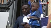 Euro 2016 : Sissoko accueilli en héros à Aulnay-Sous-Bois