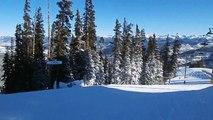 Peak 10 - Breckenridge Ski Resort In Colorado - 12/25/2013