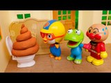 Pororo friends have an upset stomach!Poop&Fart festival❤TOYFAMILY PLAY TOYS