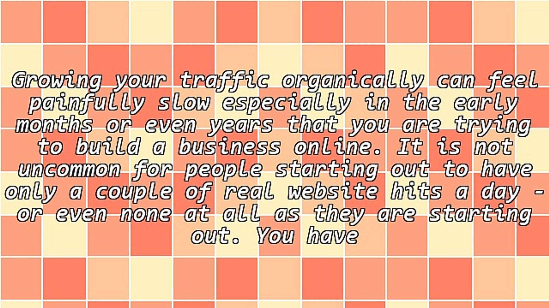 Paying For Website and Blog Traffic