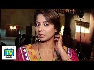 Parvarrish Season 2 - Sangita Ghosh On Location Shoot 19th March 2016 | Sony TV